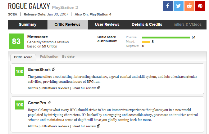 Rogue Galaxy Critic Reviews for PlayStation 2   Metacritic.png